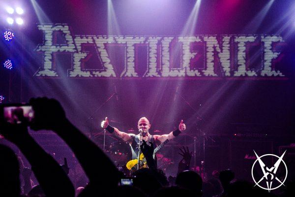 PESTILENCE & SINISTER 31-03-2018