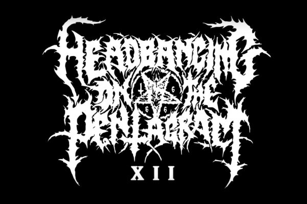 Producción DVD: HEADBANGING ON THE PENTAGRAM XII