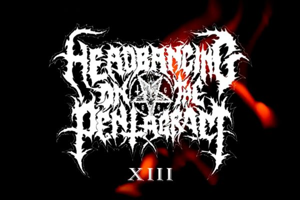 Spot: HEADBANGING ON THE PENTAGRAM XIII