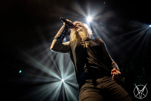 AMON AMARTH + POWERWOLF en Chile 11-03-2020