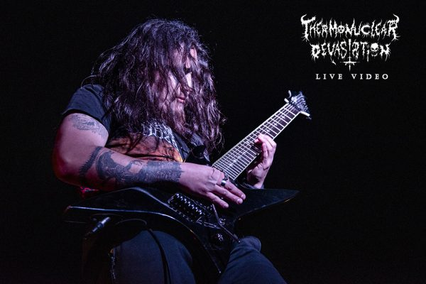 THERMONUCLEAR DEVASTATION Live Video