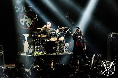 D.R.I en Chile 08-04-2018