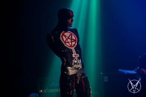 SANTIAGO METAL FEST - NASTY SAVAGE & NOCTURNUS AD en Chile