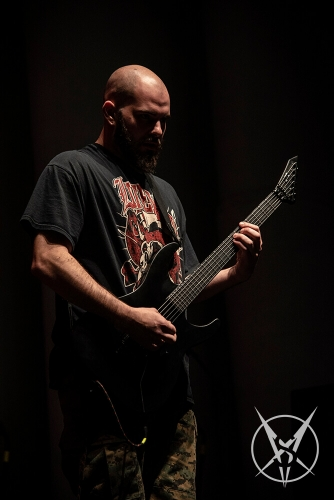 SANTIAGO METAL FEST - SUFFOTATION & ATHEIST en Chile