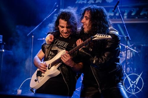 PICTURE & SKULL FIST en Chile (Legends of Steel) 13-06-2019