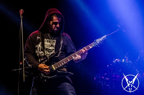EVIL CONFRONTATION FEST OPEN AIR 2018 Día 1