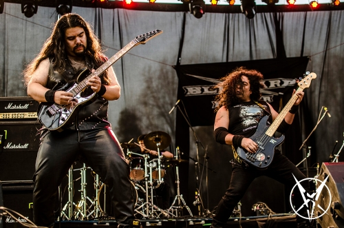 EVIL CONFRONTATION FEST OPEN AIR 2018 Dia 3