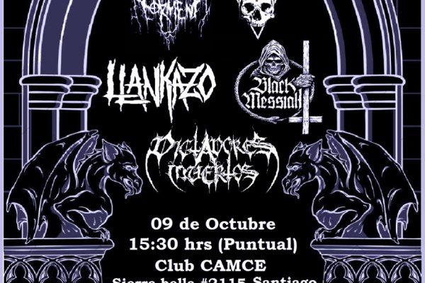 ALTARES DE LUCIFER II 09/10/2021