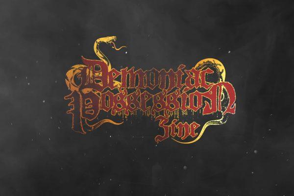 DEMONIAC POSSESSION Magazine #1 Comming Soon